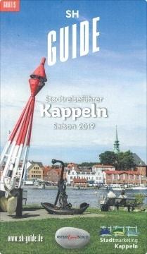 Kappeln-Ellenberg im Kappelner Stadtreiseführer 2017